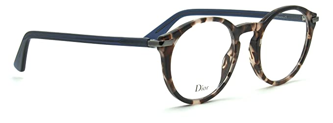 6ca6b8ff273 Amazon.com  Dior Essence 5 Unisex Round RX - able Glasses 2017 ...