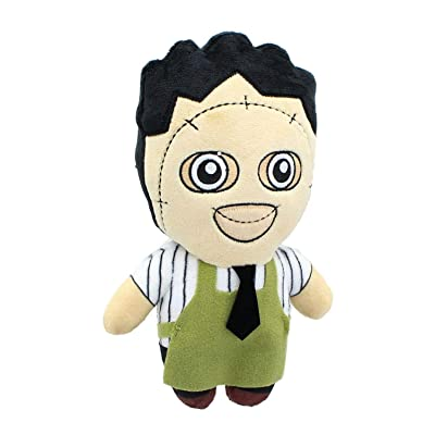 """LootCrate October 2016 """"Horror"""" 7 1/2 Inch Plush Texas Chainsaw Massacre Leatherface """"Phunny"""" Doll: Toys & Games"""