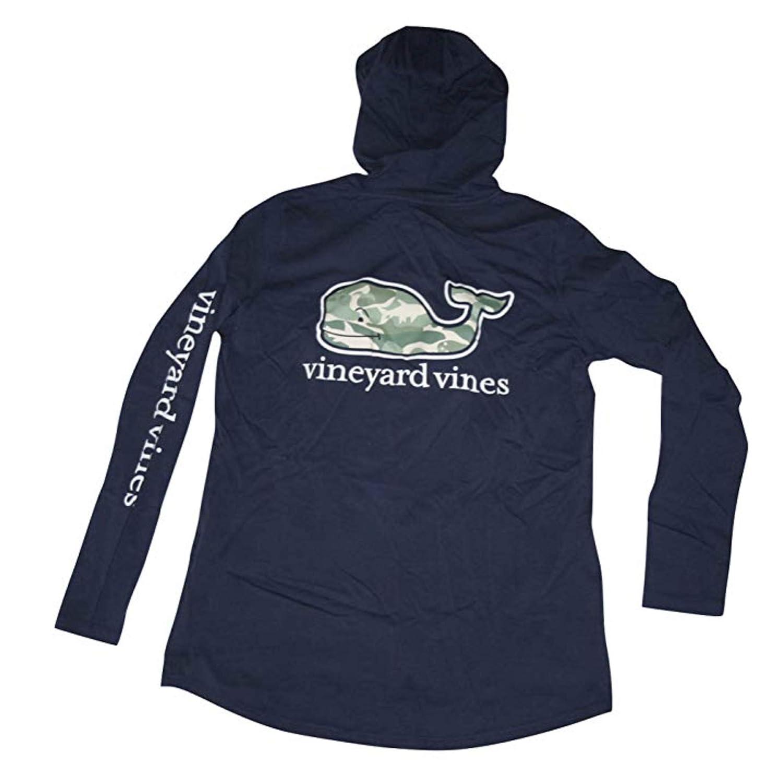 Vineyard Vines Men's Long-Sleeve Graphic Pocket T-Shirt