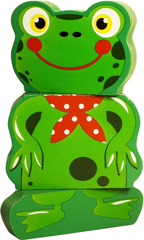 Playtive Junior Giocattolo magnetico per bambini, in legno