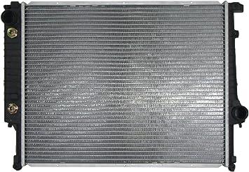 BMW 3-25 2.5L L6 88-91 AT Depo 344-56001-000 Radiator