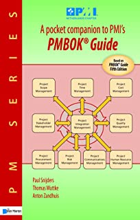 A Guide to the Project Management Body of Knowledge (Pmbok Guide ...