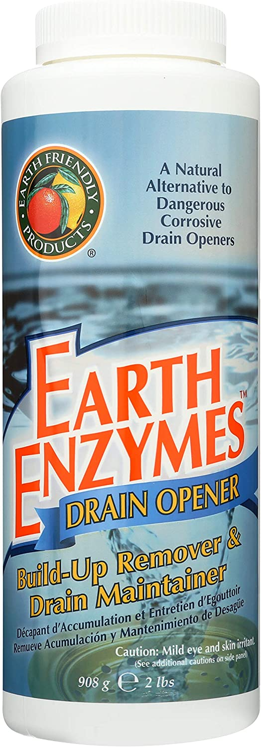 ECOS™ Earth Enzymes® Drain Opener 908g