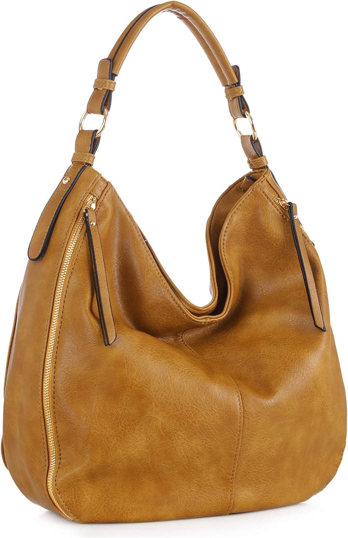 SG SUGU Hobo Shoulder Bags for Women Tote Handbags Fashion Large Capacity Ladies