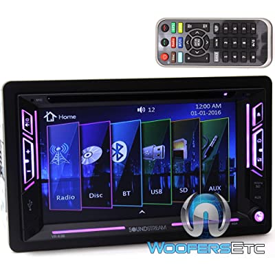 Soundstream VR‐63B in Dash Media, 6.2""