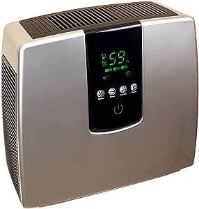 Baren B-H04 - Purificador de aire con panel táctil, HEPA, aroma de ...