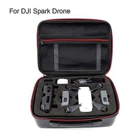 Maletín para Drones DJI Spark Bandolera Bolsa al Aire Libre ...