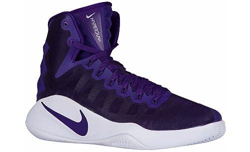 best sneakers ce98d a17d7 Nike New Women s Hyperdunk 2016 TB Basketball Shoes 844391 551 Purple Size 8.  5