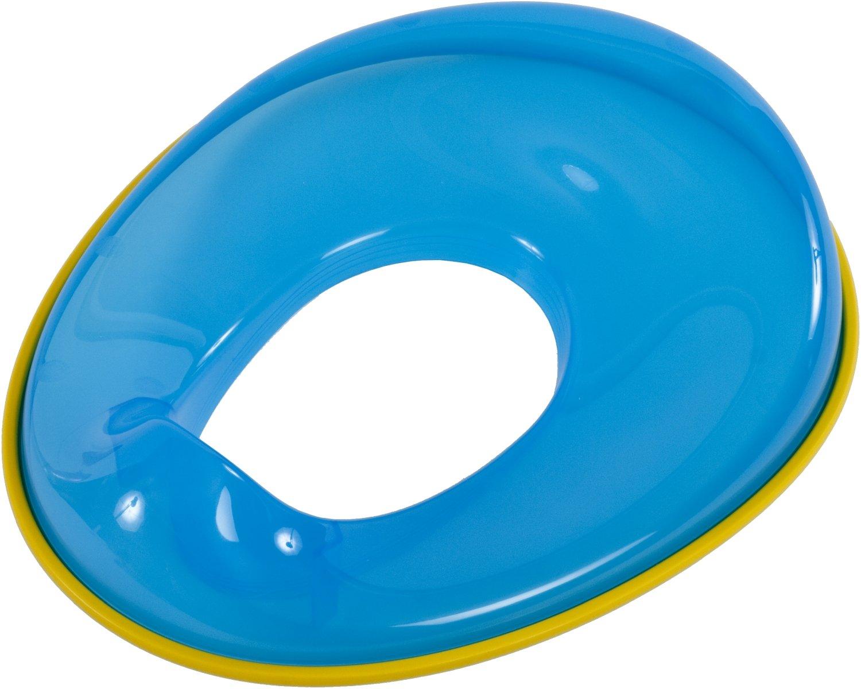 Cuidado Pl/ástico//Baden higi/énico azul asiento