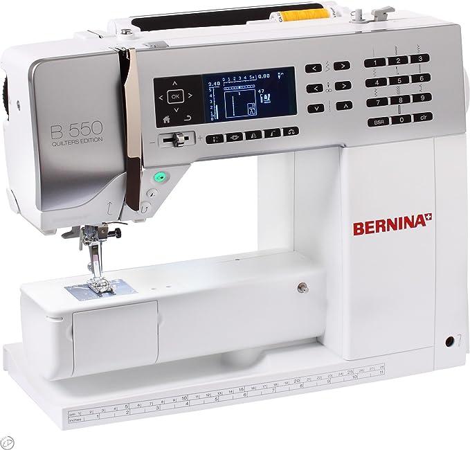 Bernina B550 - Máquina de coser: Amazon.es: Hogar