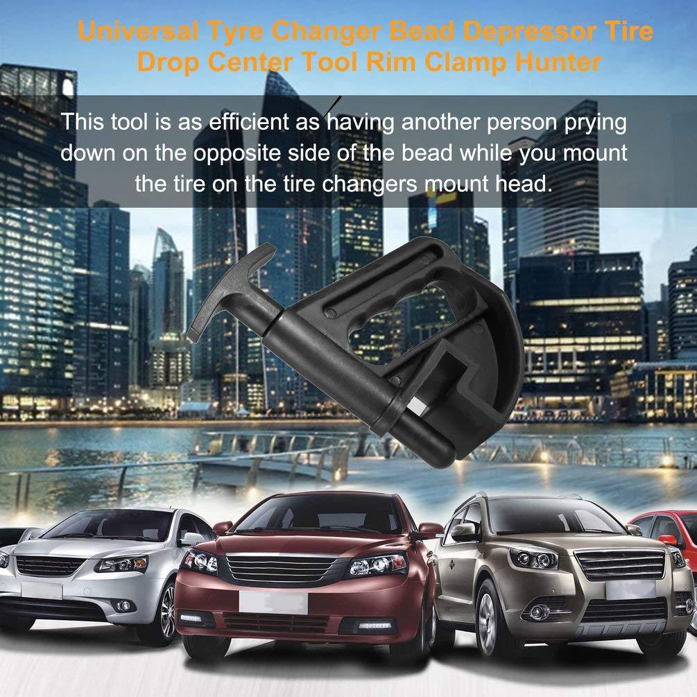 TAOHOU Universal Tyre Changer Bead Depressor Tire Drop Center Tool ...