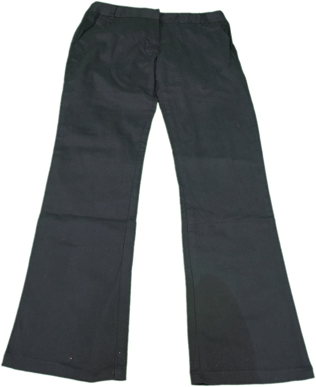 072fc03bc Arrow Girls Size 12 Stretch Skinny School Uniformed Pants Navy Blue