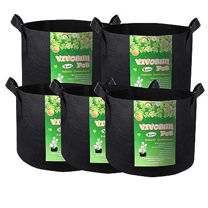 Amazon.com: Vivosun 300g - Bolsas de cultivo: Jardín y ...
