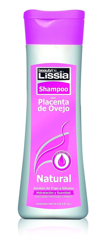 Amazon.com : Lissia-Placenta De ovejo Shampoo. Diseñado para acondicionar de manera profunda los cabellos resecos y maltratados. 450gr / 15oz : Beauty
