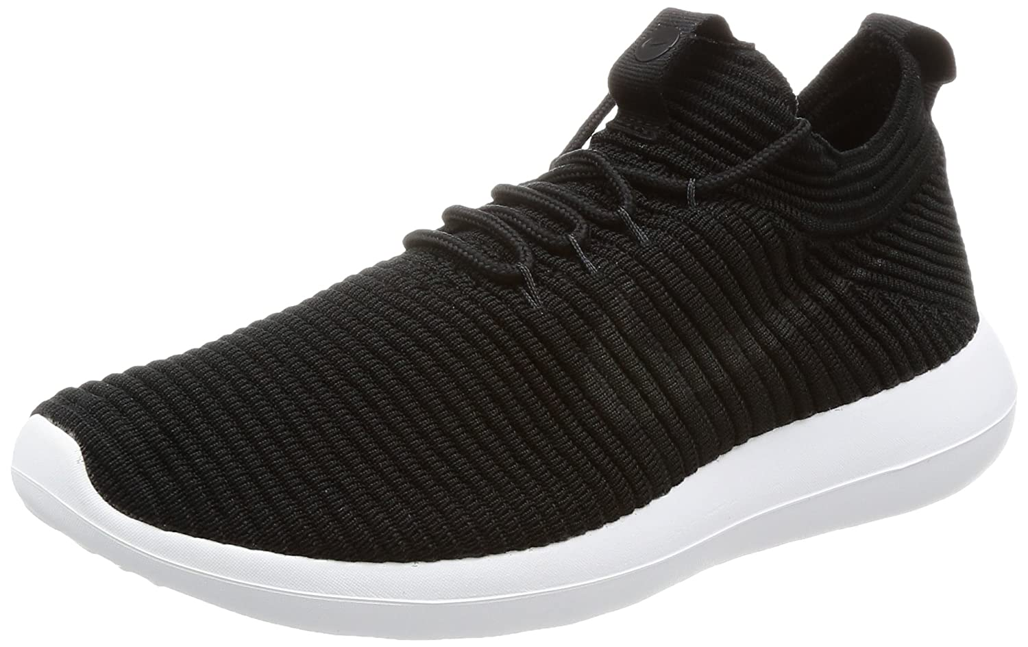 NIKE Women's Roshe Two Flyknit V2 Running Shoe B004I5860Y 6.5 B(M) US|Black / Anthracite-black-white