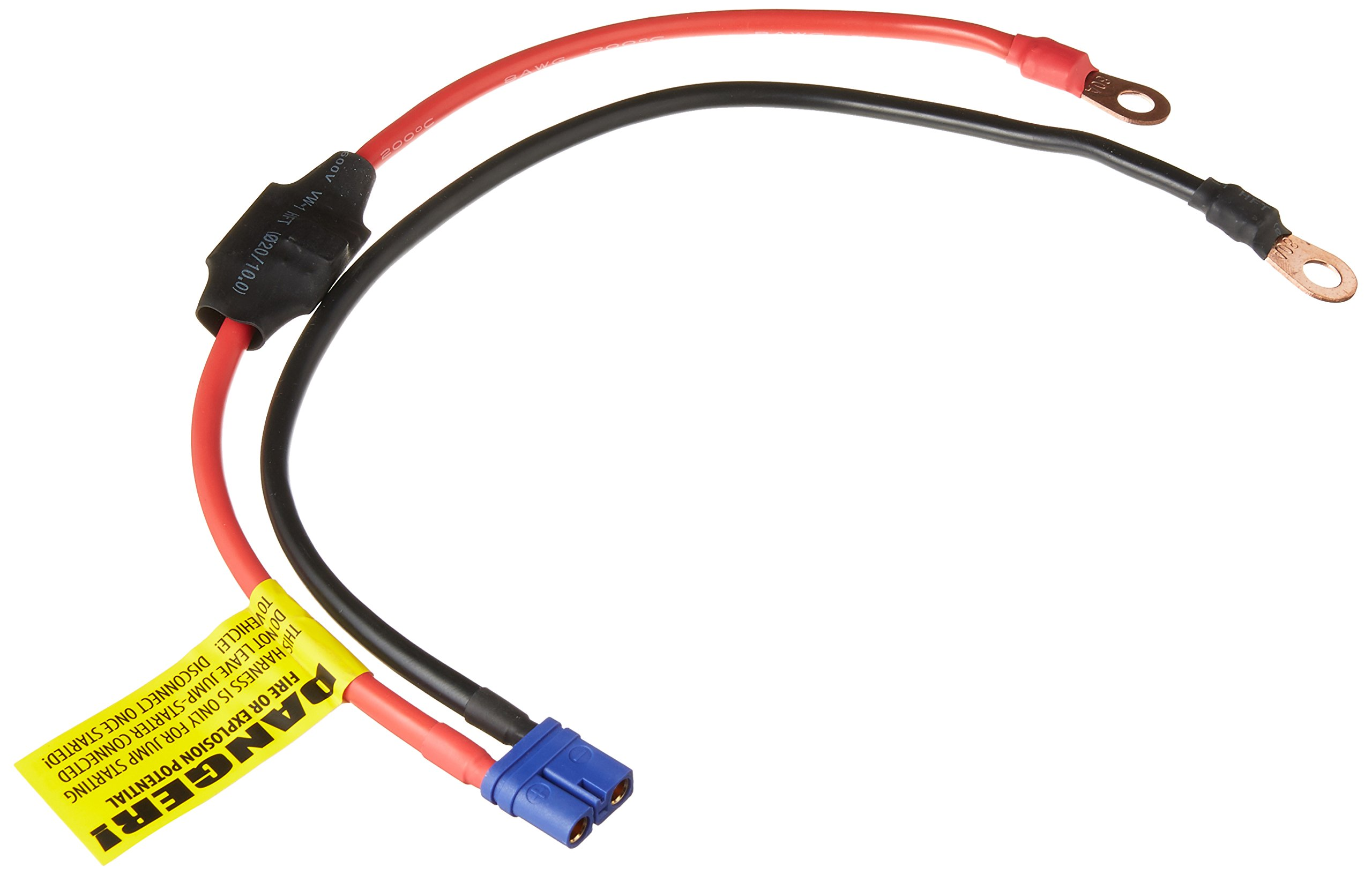 Antigravity Batteries AG-MSA-10TP Clampless Starting Harness (For NEWER XP-1 and XP-3), 1 Pack