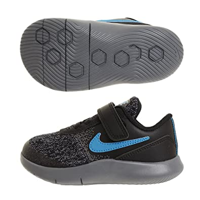 best loved 2d8dd aaacb Amazon.com   Nike Flex Contact (TDV) Toddler 917935-007   Sneakers