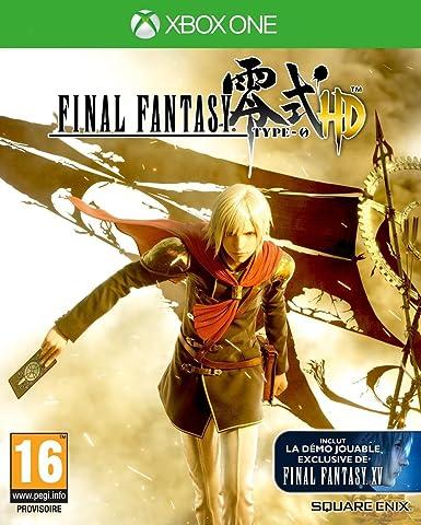Final Fantasy Type 0 Hd Xbox One Amazon Fr Jeux Video