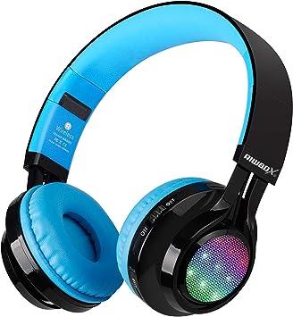 Amazon.com: Riwbox AB005 - Auriculares inalámbricos con ...