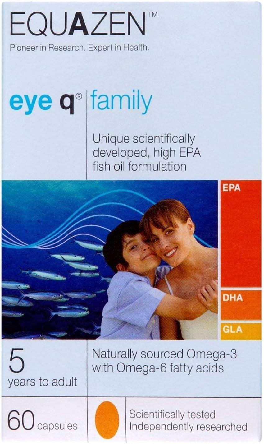 eye q omega