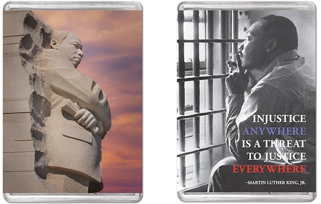 新作からSALEアイテム等お得な商品満載 Minipix B07DCDYV6H Puzzles - Bundle of 2 Bundle Puzzles - - Martin Luther King Jr. Memorial & Letter from Birmingham Gaol B07DCDYV6H, GALLUP/ギャラップ:45f0c9d4 --- a0267596.xsph.ru