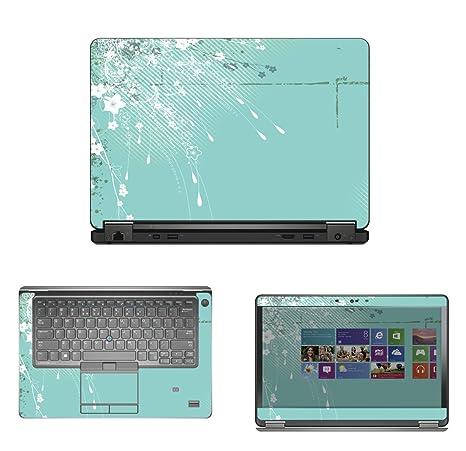 7fc14f331f4b Amazon.com: Decalrus - Protective Decal Skin skins Sticker for Dell ...