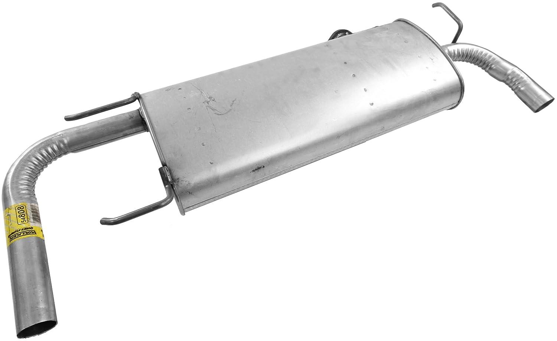 Walker 54808 Quiet-Flow Muffler Assembly Tenneco