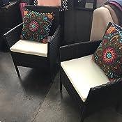Amazon.com: Juego de muebles de patio Merax 4 piezas ...