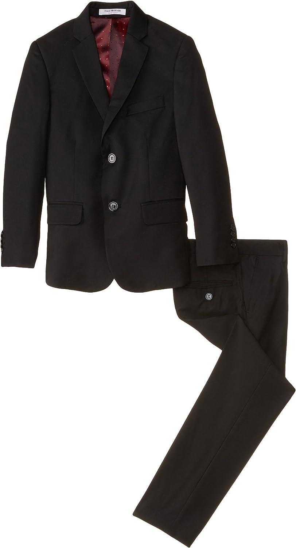 12 /& 20 Regular /& 12 Husky Boys Navy Blue Borgatchi 2pc Suit Sizes 8 /& 20 Slim