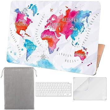 Amazon.com: Sykiila - Carcasa para MacBook Air de 13 ...