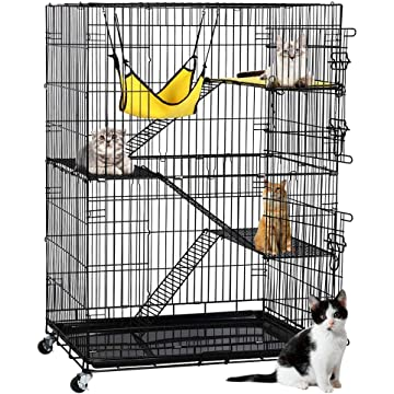 Yaheetech Kitten Crate