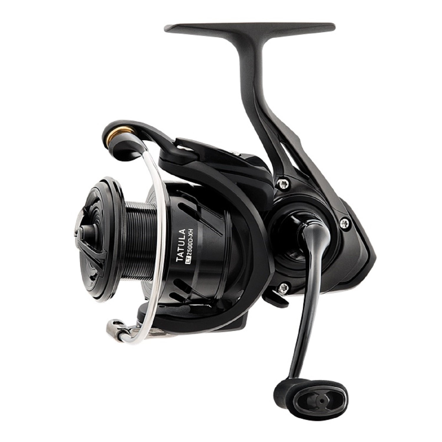 Daiwa Tatula LT Spin Reel with 6(1Crbb+5Bb)+1 6.2: 1 TALT3000DCXH, Black by Daiwa