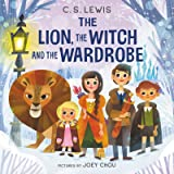 The Lion, the Witch and the Wardrobe Board Book (Chronicles of Narnia)