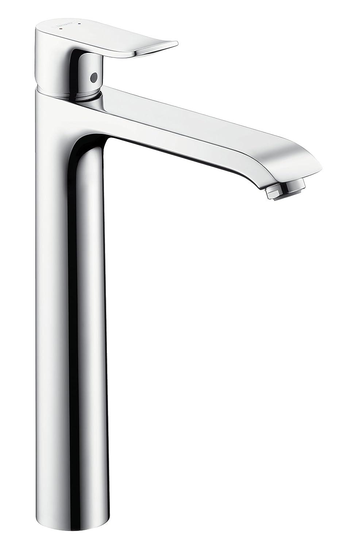 hansgrohe Metris highriser basin mixer tap 260 mm for wash bowls ...