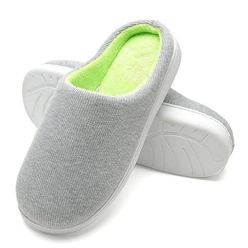 Zapatillas de casa de Hombre, Ultraligero cómodo y Antideslizante, Zapatilla de Estar por casa para Hombre: Amazon.es: Zapatos y complementos