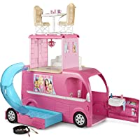 Video Short: Barbie Pop-Up Camper