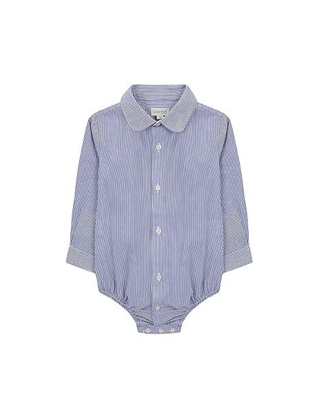 Gocco Camisa Body Mil Rayas, Bebé-para Niños: Amazon.es: Ropa y accesorios