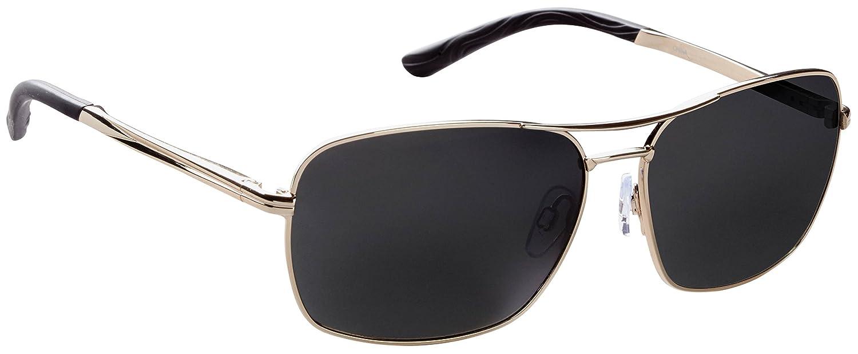8f6c04ed673 Amazon.com   Fisherman Eyewearfisherman Eyewear - Shiny Gold Frame Green  Lens
