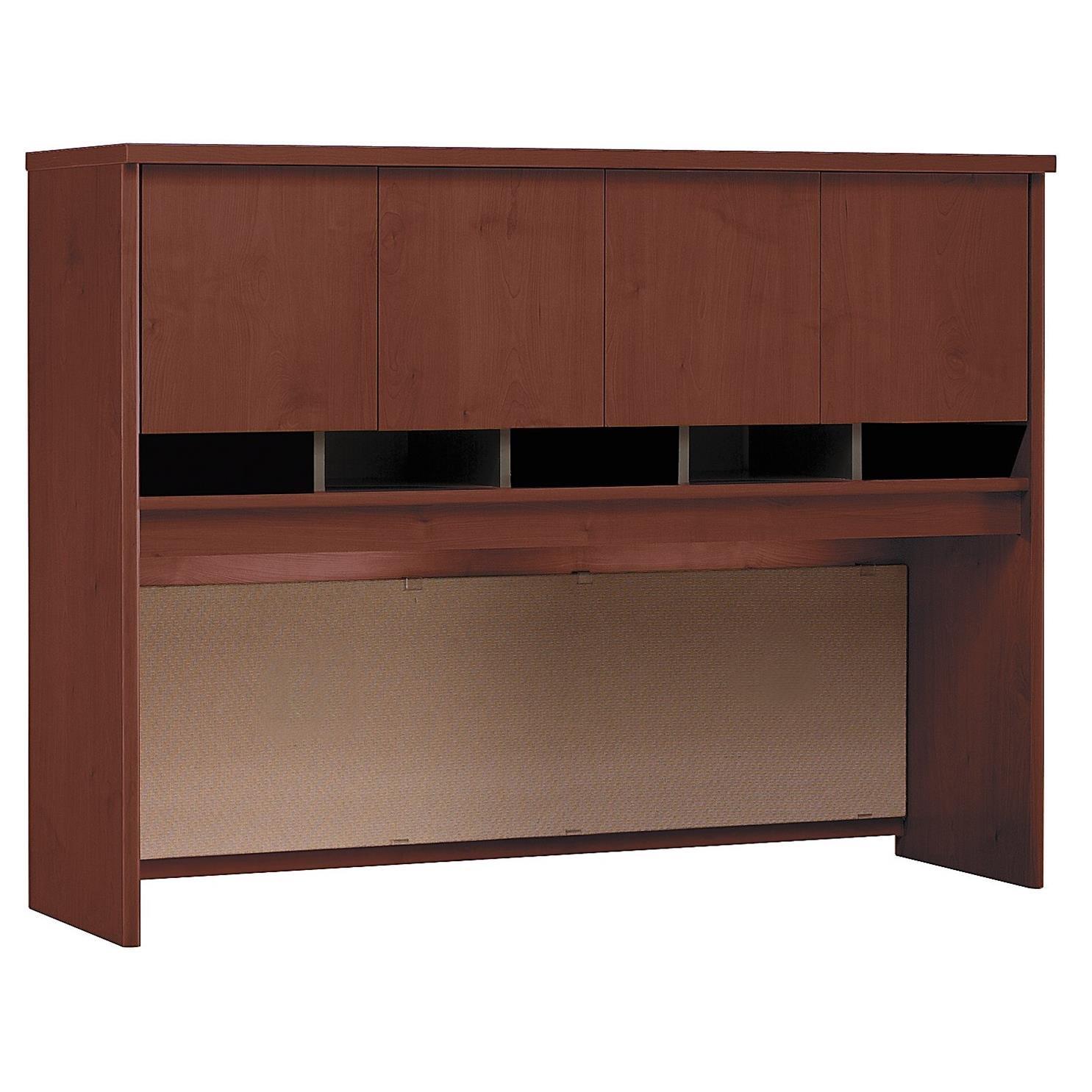 Bush Business Furniture Series C 60W Hutch in Hansen Cherry by Bush Business Furniture