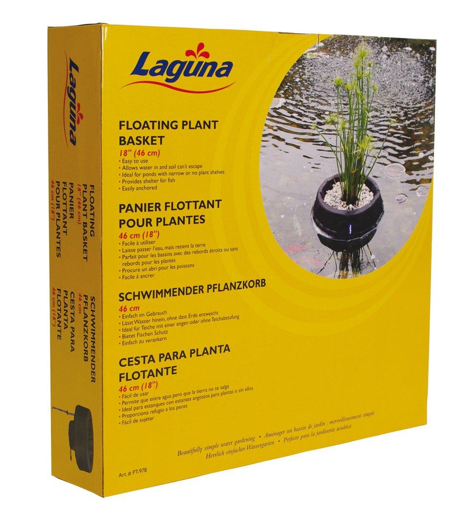 Laguna Floating Planting Basket, Extra Large
