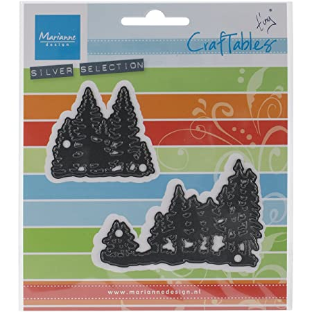 Image result for Marianne Design craftables tiny's trees