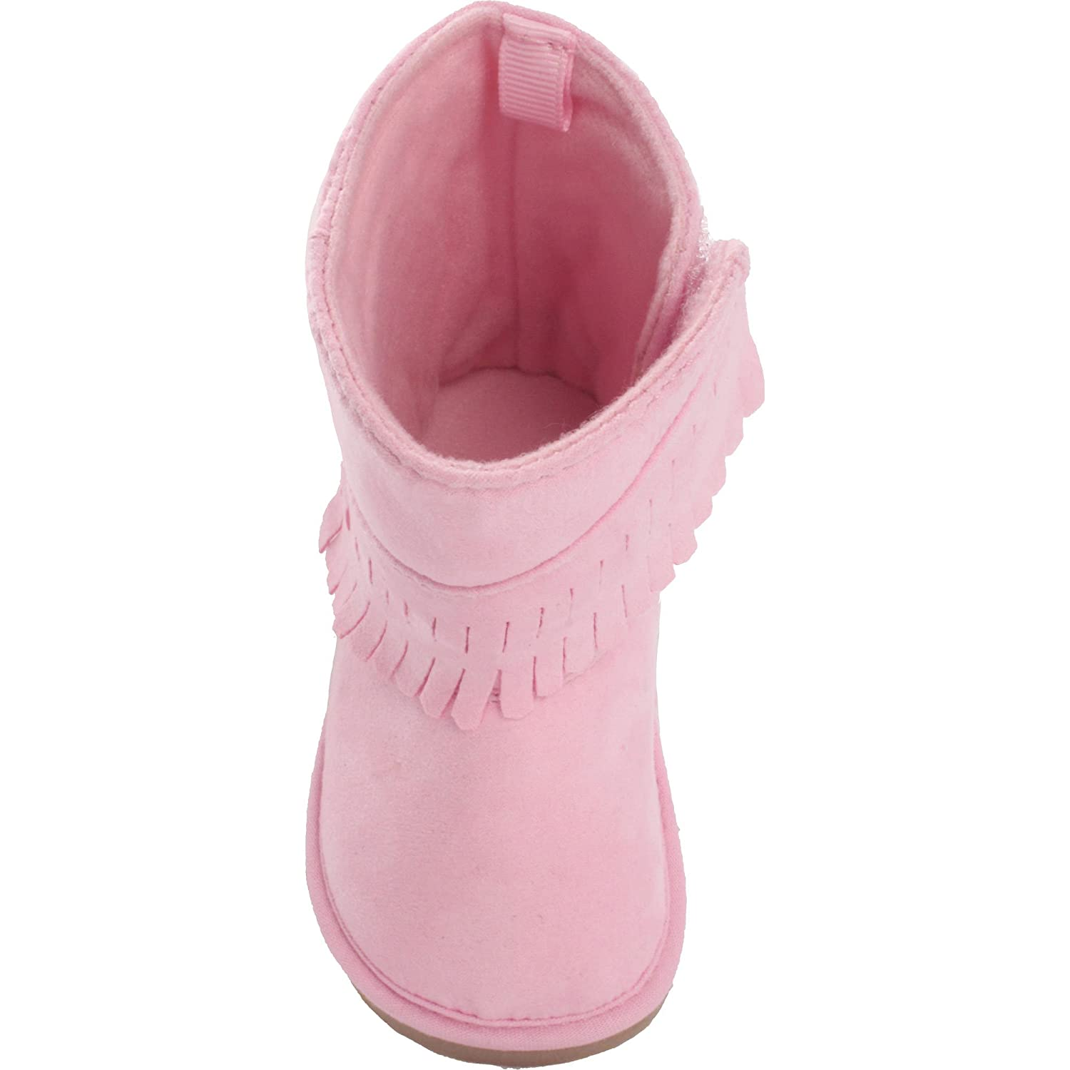 945c118937c Amazon.com | Wee Kids Baby-Girls Suede Western Boots with Fringe ...