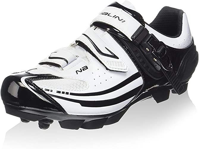 Nalini Zapatillas Ciclismo Dragon MTB Blanco EU 46: Amazon.es ...