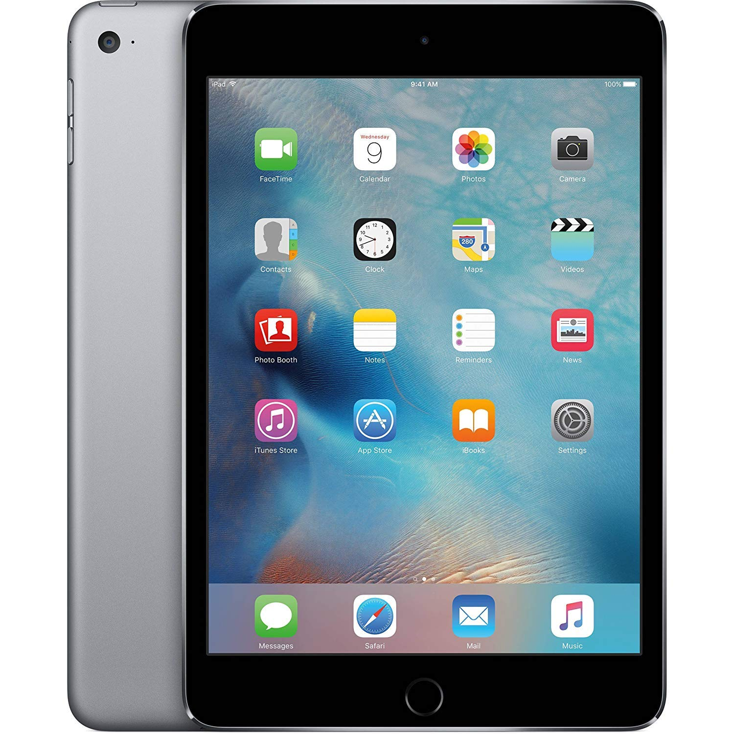 iPad Mini 2 (Black, White)
