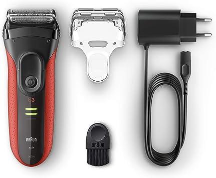 Braun Series 3 ProSkin 3030 S Afeitadora Eléctrica Hombre, para la Barba, con Recortadora de Precisión Extraíble ...
