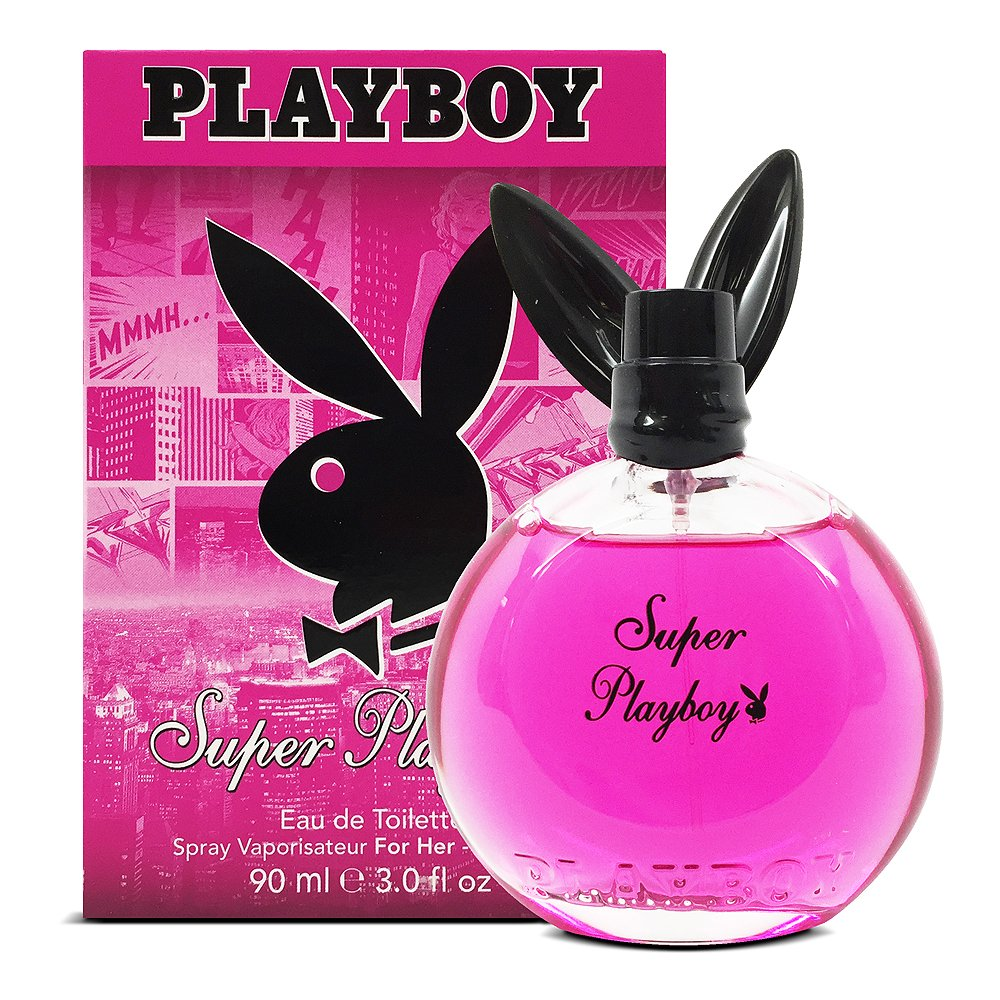 Playboy super Playboy Eau de Toilette spray 90 ml