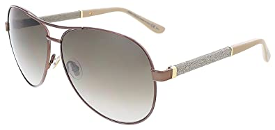 0146f6a37d6f Image Unavailable. Image not available for. Color  Jimmy Choo Sunglasses ...