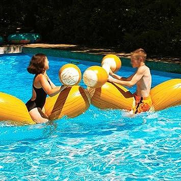 Equipo Inflable Gigante Del Juego Competitivo Boya De Vida, Piscina Al Aire Libre Floatie Salón