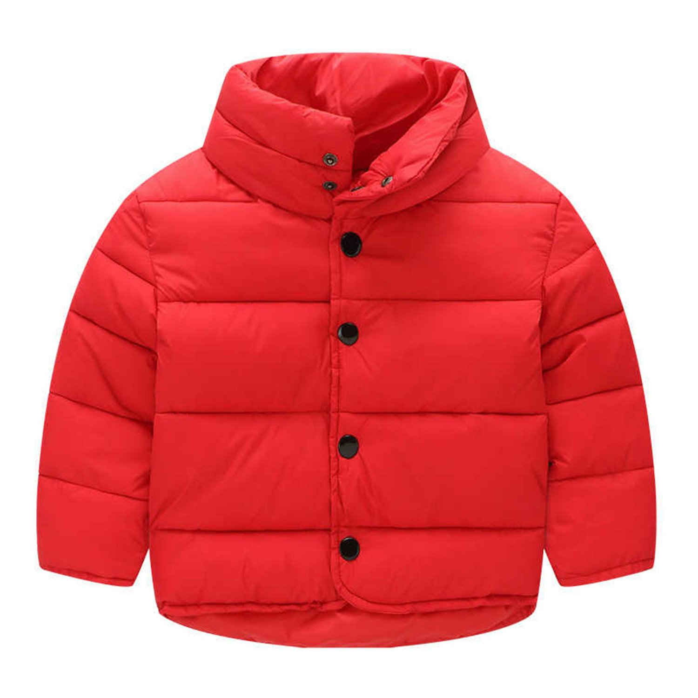 Mildred Jones Kids Outerwear Coats Winter Coat Kids Clothes Baby Thicken Jackets