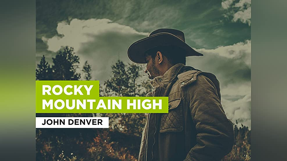 Rocky Mountain High in the Style of John Denver